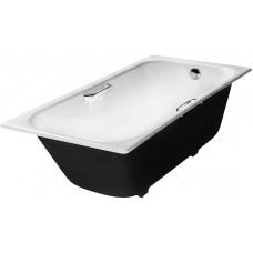 Чугунная ванна Wotte Start 150x70 UR с отверстиями для ручек