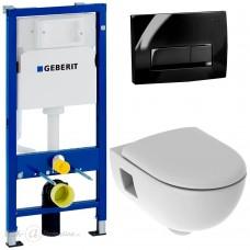 Комплект унитаза с инсталляцией Geberit Renova 500.103.DW.R