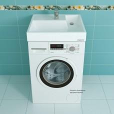 Раковина над стиральной машиной Юпитер 60х50