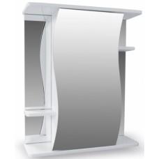 Зеркало-шкаф Лилия 60 белый AQUALINE