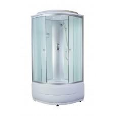 Душевая кабина Aquapulse 4101D fabric white