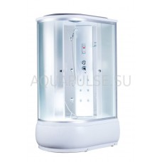 Aquacubic Душевая кабина 3106B L/R fabric white 120x80x220