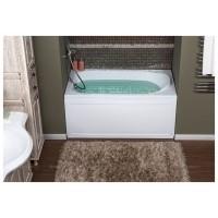 Акриловая ванна Aquanet West 120x70