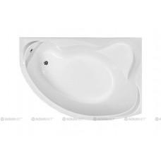 Акриловая ванна Aquanet Jamaica 160x100 R
