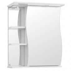 Зеркальный шкаф Style Line Волна 500 (700*500*154)