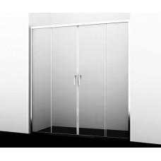 Душевая дверь в нишу Wasserkraft Lippe 45S08