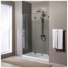 Душевая дверь Aquanet Beta NWD6221 120 R, прозрачное стекло