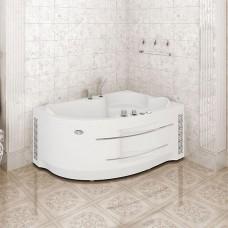 """Акриловая ванна """"Ирма 160x105"""" 1600 x 1050  правая"""