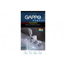 Смеситель на борт ванны Gappo Roiey G1139