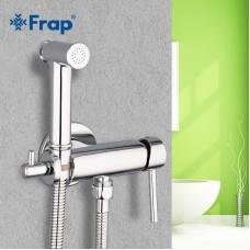 Смеситель с гигиеническим душем Frap F7507