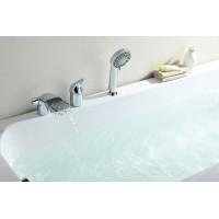 Смеситель на борт ванны Lemark Poseidon LM4245C на борт ванны