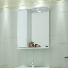 Зеркальный шкаф Дублин 60 левый