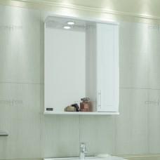Зеркальный шкаф Дублин 60 правый