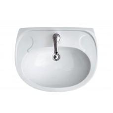 Раковина для ванной EKO E55 B New 1отв, S-UM-E55/1-w, Cersanit