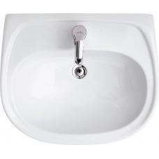 Раковина для ванной Cersanit MARKET S-UM-MIM50/1-w M50 B 1 отверстие