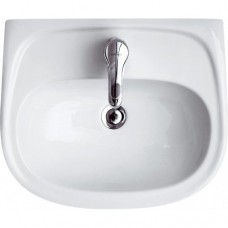 Раковина для ванной Cersanit MARKET M40 S-UM-M40/1-w B 1 отверстие
