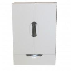Шкаф навесной для ванной комнаты Стиль-60/1 (600*800*275)