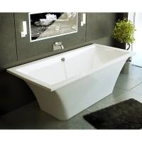 Ванна из литьевого мрамора Astra-Form Лотус 185*85