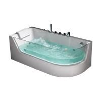 Гидромассажная ванна Frank F105R правосторонняя 170*80