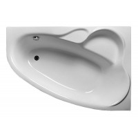 Ванна акриловая Relisan Ariadna 135x95 правая