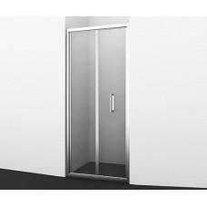 Душевая дверь в нишу Wasser Kraft Weser 78F 90x200
