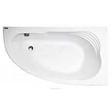 Акриловая ванна Jika Delicia 140х80 см правая