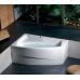 Акриловая ванна Alpen Evia 160x100 L цвет Euro white, левая (11611)