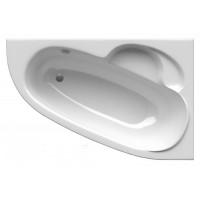 Акриловая ванна Alpen Terra R 150х100 цвет Snow white, правая (AVA0042)