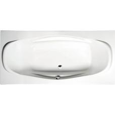 Акриловая ванна Alpen Garda 190 цвет Euro white (14111)