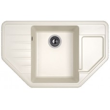 Мойка кухонная Dr.Gans Рио 800x500x217 цвет белый