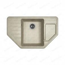 Мойка кухонная Dr.Gans Рио 800x500x217 цвет серый
