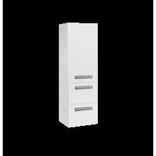 Шкаф-пенал для ванной (колонна) Style Line Лотос 36 подвесной 2 ящика