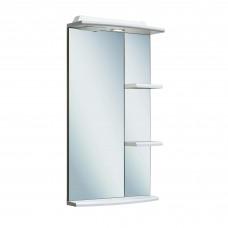 Шкаф зеркальный Runo Азов 40