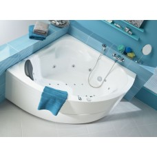 Акриловая ванна Santek Карибы 140*140