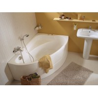 Акриловая ванна Santek Гоа 150*100 R