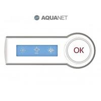 Пульт для ванн Aquanet PR9875, с г/м, с а/м, с подсветкой