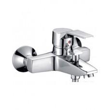 Смеситель LEDEME 3063 д/в d.40 литой корпус, кор. нос