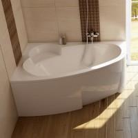 Ванна Ravak Asymmetric 150x100 L C441000000 левая