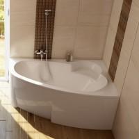 Ванна Ravak Asymmetric 160x105 P C471000000