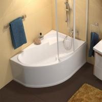Ванна Ravak Rosa I 140x105 P CV01000000