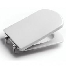 Крышка-сиденье Roca Dama Senso ZRU9000040 петли хром