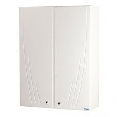 Шкаф навесной для ванной комнаты Акватон Минима двустворчатый