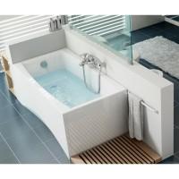 Ванна акриловая Cersanit Virgo 180x80 см