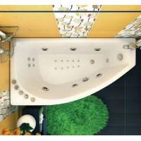Акриловая ванна Triton Бэлла правая 140*75 ( каркас + слив перелив)
