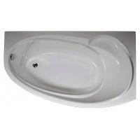 Акриловая ванна 1MarKa Julianna 170x100 правая