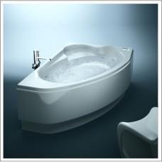 Ванна акриловая Cersanit Kaliope 153x100 правая