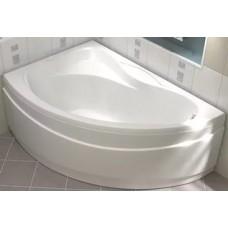 Акриловая ванна Bas Вектра 150x90 L левосторонняя
