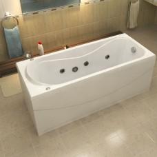 Акриловая ванна Bas Стайл 160x70 в комплекте каркас
