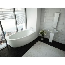 Акриловая ванна Акватек Дива 170*90 правая