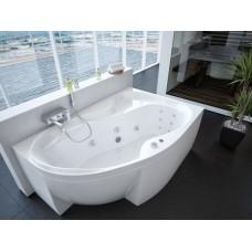 Акриловая ванна Акватек Вега 170x105 R правосторонняя